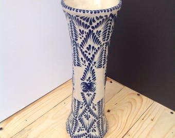 Flower vase - Talavera