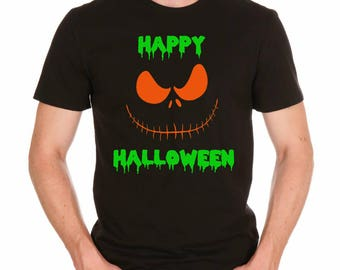 Happy Halloween Jack, jack, lantern, party, halloween, party, fluorescent, neon
