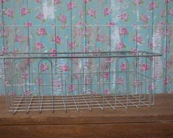 Vintage Wire Basket