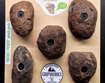 Handmade Real Ancient Stone™ Holds - Russet Potato Pack