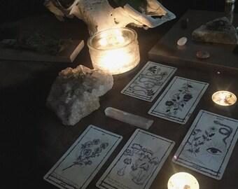Ask . Tarot Reading