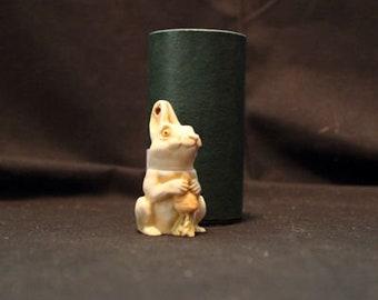 Harmony Kingdom  Rabbit Treasure Jest - Marquis de Blanc – Vintage