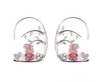 Pebble Stack Earrings