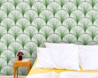 Removable wallpaper/Wallpaper/Peel and Stick/Self adhesive wallpaper/Modern Wallpaper /Creative patern S128