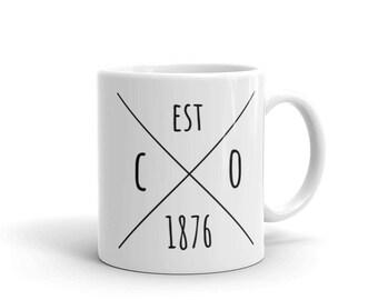 Colorado Statehood - Coffee Mug