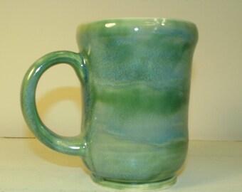 Turquoise Coffe Mug