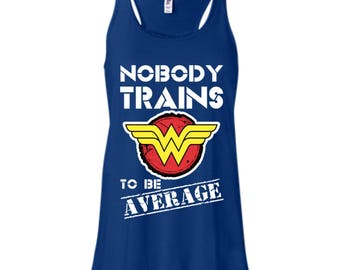 Nobody Trains to be Average