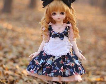 Alice Deco BJD Dress Set