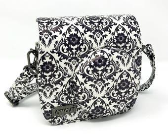 Lavosi - Damask pattern - Cute Fujifilm Instax Mini 8 camera case - photographer gift