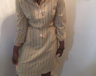 Lovely Vintage Shift Dress