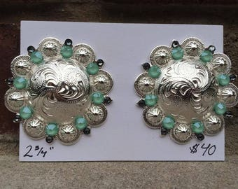 Mint and Black Berry Conchos!