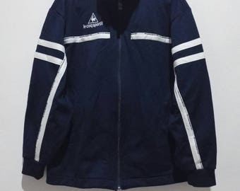 Free Shipping Vintage Le Coq Sportif Tracksuit France