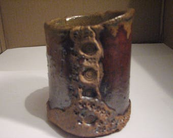 Studio Art Pottery-sign by the artist