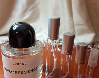 BYREDO-INFLORESCENCE EDP eau de parfum perfume sample travel size spray