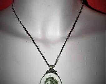 """Gothic necklace Victorian vintage """"Mrs Lovett"""""""