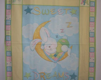 Sweet Dreams With Coordinating Fabric