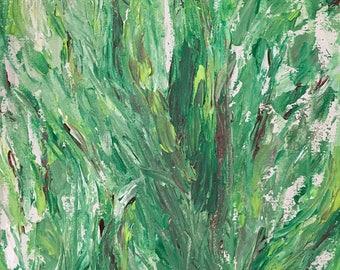 Palm Sunday - Original Acrylic Painting Prints