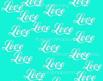 Pattern love texture loveprintable file digital for scrapbooking collage party