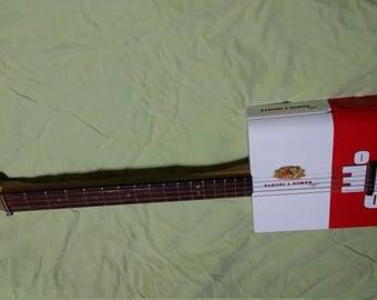 Electric Cigarbox guitar
