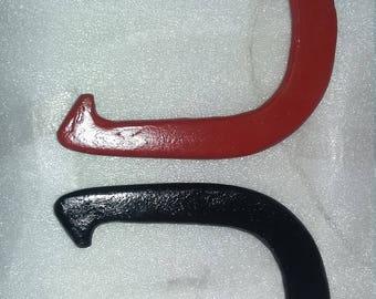 lightweight aluminum horseshoes
