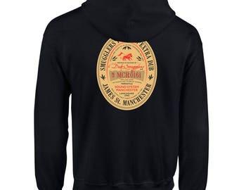 Guiness Foreign Export Zip Hood
