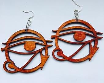 Eye of Horus 'Egyptian Eye' Earrings