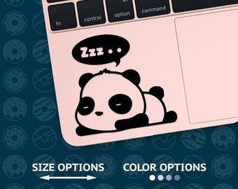 panda vinyl, panda vinyl decal, panda bear, panda, panda decal, panda sticker, bear decal, panda bear decal, panda stickers
