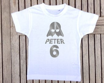 'Star Wars' young birthday T-Shirt