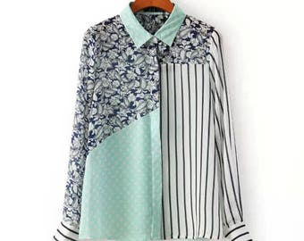 Women Blouse, light, spring and summer, amazing design
