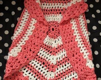 Vest a crochet