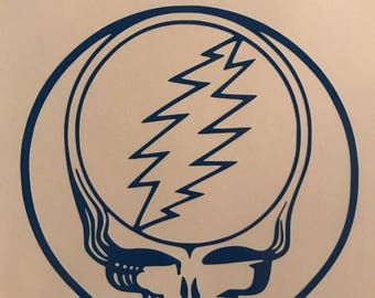Steal your face (2 Decals)