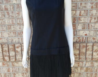 Vintage Carol Craig Flapper Dress