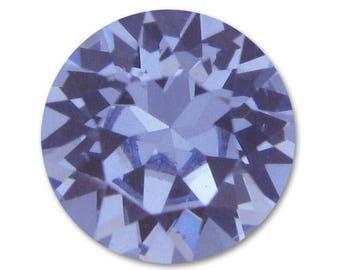 "Swarovski Crystal 8 mm cabochon loose ""Provence Lavender"" * 1"
