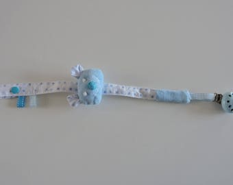 -Pacifier baby cloth