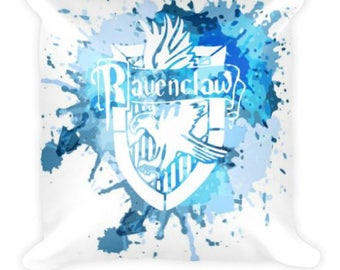 Harry Potter Decorative Pillow With Optional Fleece Throw Blanket