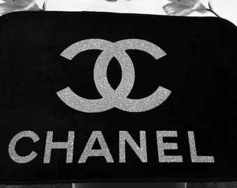 Tapis chanel 50x80 velours