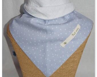 Kit sewing kids scarf, size 0/6 years