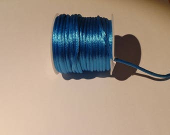 Synthetic turquoise in 1 meter