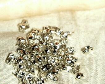 Hidden nodes X 40 balls silver 7mm