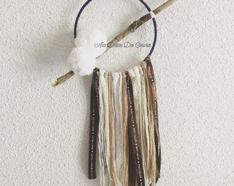Dream catcher tassels and Driftwood