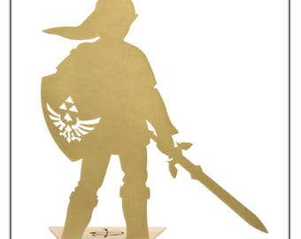 Link Inspired Statue/Bookend