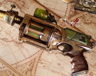 Maverick Nerf Steampunk Customized Pistol Gun Accessory Pirate Gun cosplay costume