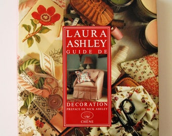 LAURA ASHLEY decorating Guide book