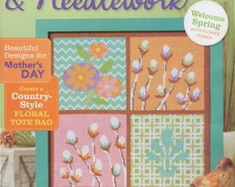Cross-Stitch & Needlework May  2014