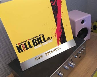 Vinyl Record Stand holder display