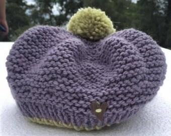 Pom Pom Tammy - Hand Knit Child