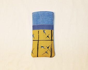Cases bezel Kola yellow and blue