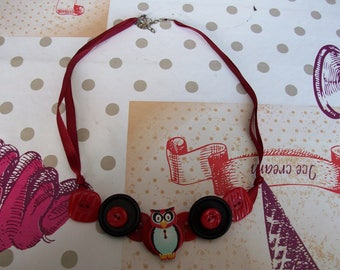 collar buttons OWL