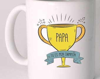 "CERAMIC MUG ""special father's day"""