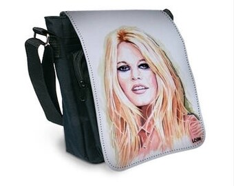 Brigitte Bardot Messenger bag
